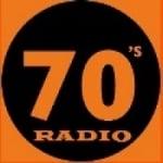 Logo da emissora 70's Radio