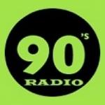 Logo da emissora 90's Radio