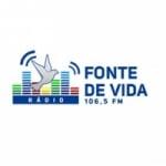 Logo da emissora Rádio Fonte de Vida 106.5 FM