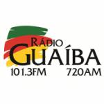 Logo da emissora Rádio Guaíba 720 AM 101.3 FM