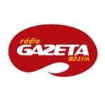 Logo da emissora Rádio Gazeta 97.1 FM