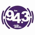 Logo da emissora Rádio Rede Aleluia 94.3 FM