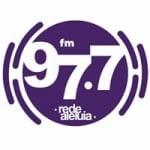 Logo da emissora Rádio Rede Aleluia 97.7 FM