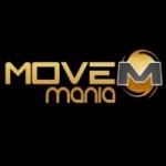 Logo da emissora Radio Move Mania 107 FM
