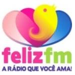 Logo da emissora Rádio Feliz 540 AM