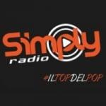 Logo da emissora Simply Radio 99.2 FM