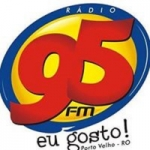 Logo da emissora Rádio FM 95