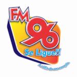 Logo da emissora Rádio FM 96
