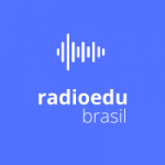 Logo da emissora Rádio Edu Brasil