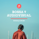 Logo da emissora Rádio Bossa 9