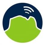 Logo da emissora Rádio Diamantina 95.5 FM
