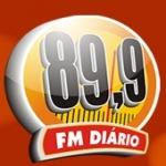 Logo da emissora Rádio FM Diário 89.9 FM