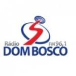 Logo da emissora Rádio FM Dom Bosco 96.1