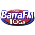 Logo da emissora Rádio Barra 106.9 FM