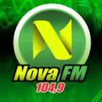 Logo da emissora Rádio nova FM