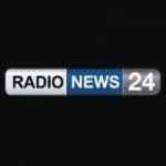 Logo da emissora Radio News 24 103.3 FM