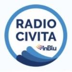 Logo da emissora Radio Civita InBlu