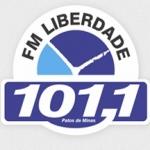 Logo da emissora Rádio FM Liberdade 101.1
