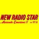 Logo da emissora New Radio Star 97.8 FM