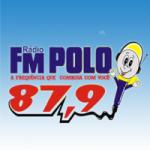 Logo da emissora Rádio FM Polo 87.9