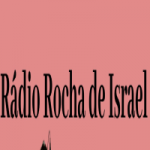 Logo da emissora Rádio Rocha De Israel