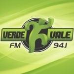 Logo da emissora Rádio FM Verde Vale 94.1