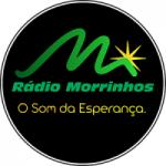Logo da emissora Rádio Morrinhos