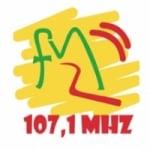 Logo da emissora Rádio FMZ 107.1 FM