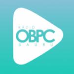 Logo da emissora Rádio OBPC Bauru