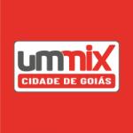 Logo da emissora Rádio Ummix 99.7 FM