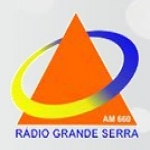 Logo da emissora Rádio Grande Serra 660 AM