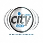 Logo da emissora Radio City Solo Musica Italiana 103.5 FM