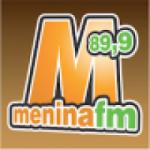 Logo da emissora Rádio Menina 89.9 FM