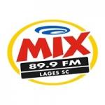 Logo da emissora Rádio Mix 89.9 FM