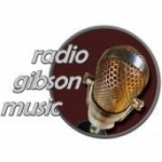 Logo da emissora Radio Gibson Music