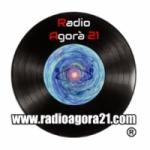 Logo da emissora Radio Agorà 21