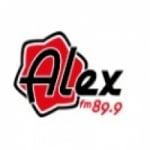 Logo da emissora Radio Alex 89.9 FM