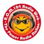 Logo da emissora RCM 104 Radio Web