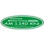Logo da emissora Rádio Formosa 1140 AM