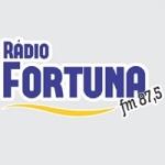 Logo da emissora Rádio Fortuna 87.5 FM