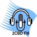Logo da emissora Radio 2CBD 105.9 FM