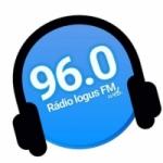 Logo da emissora Rádio Logus FM Web