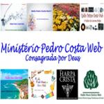 Logo da emissora Ministério Pedro Costa Web
