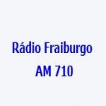 Logo da emissora Rádio Fraiburgo 710 AM