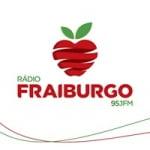 Logo da emissora Rádio Fraiburgo FM 95.1