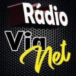 Logo da emissora Rádio Via Net