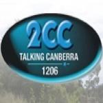 Logo da emissora Radio 2CC 1206 AM