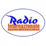 Logo da emissora Radio Internazionale Costa Smeralda 93.8 FM