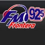 Logo da emissora Rádio Frontera 92.5 FM