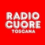 Logo da emissora Radio Cuore Toscana